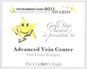 Community Choice Awards Cranberry Eagle