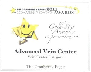 Community Choice Awards Cranberry Eagle
