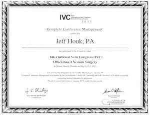 Jeff Houk Pa IVC