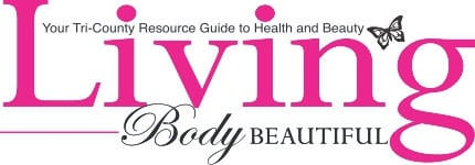 Living Body Beautiful, Magazine, top rated, best health and beauty magazine, Cranberry twp, pa Pittsburgh pa, logo